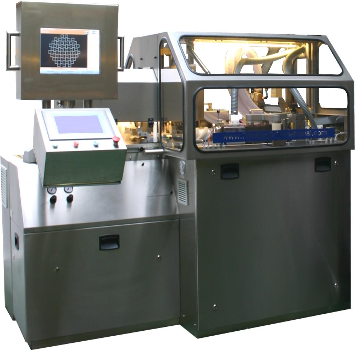 比利时PI药片、食品自动印刷机