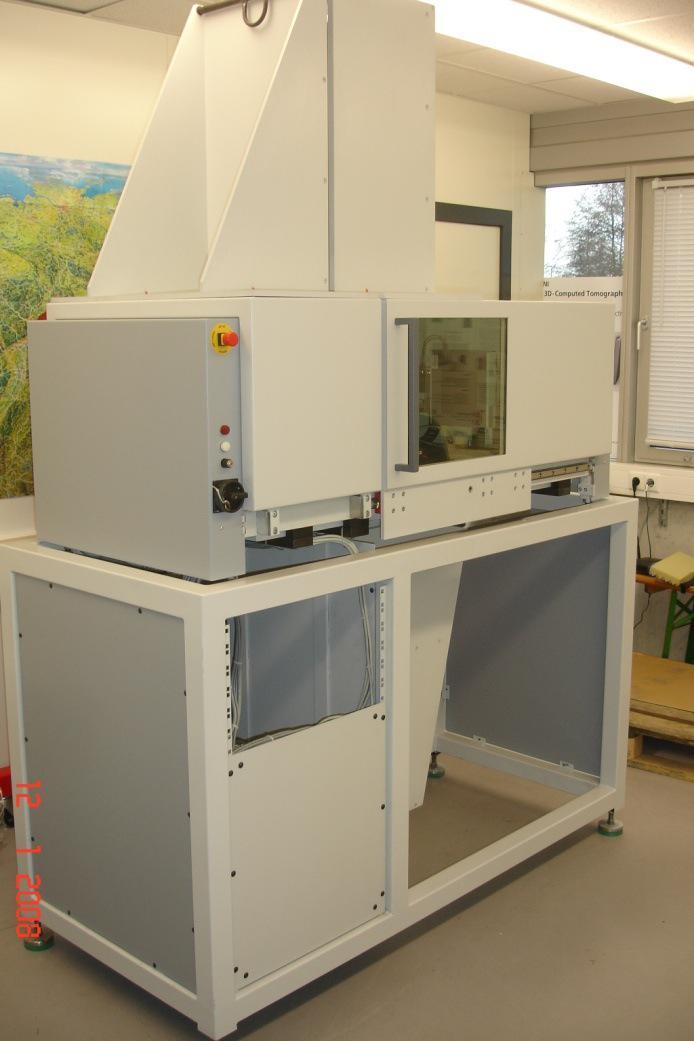 德国ProCon长岩心检测CT