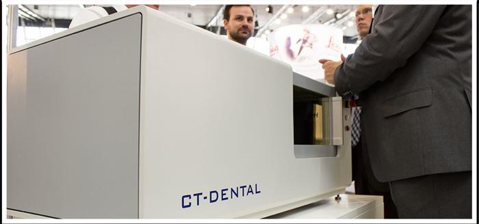 德国ProCon牙科研究专用CT