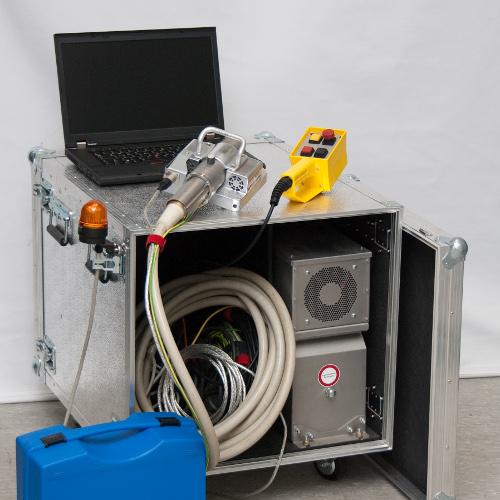管子管板焊缝X365e世博数字成像系统