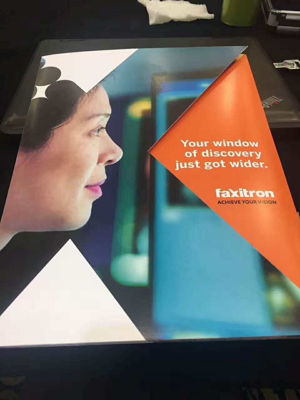 林帝公司应邀出席美国Faxitron召开的临床产品全球销售会议
